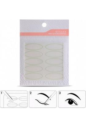 Missha Makeup Double Eyelid Tape Çift Göz Kapağı Bandı