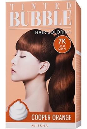 Missha Tinted Bubble Hair Coloring(Copper Orange)