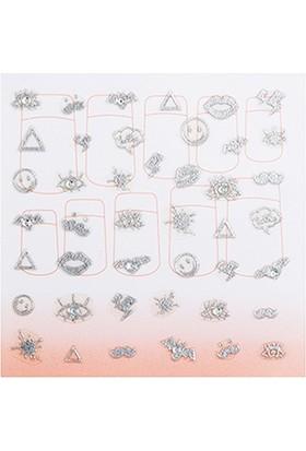 Missha Lovely Nail Design Sticker (Deco Pop)