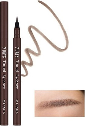 Missha 7Days Tinted Eyebrow (Maroon Brown)
