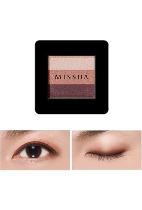 Missha Triple Shadow No.5 (Vintage Plum)