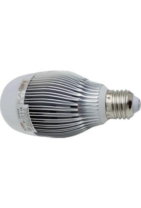 Kaon 9W Ultra Soğutmalı Led Ampul (Beyaz Işık) E27
