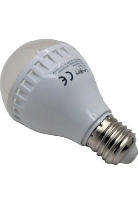Kaon 5W Led Ampul Ekonomik Seri (Beyaz Işık) E27