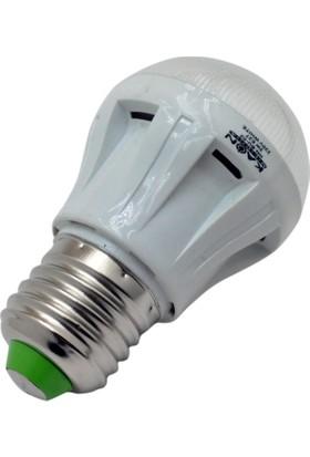 Kaon 3W Led Ampul Ekonomik Seri (Beyaz Işık) E27