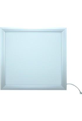 Esem 25W Sıva Altı 30X30 Kare Led Panel (Beyaz Işık)
