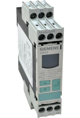 Sıemens 3Ug4624-1Cs20 Kaçak Akım Kombinasyonu Algılama Rölesi