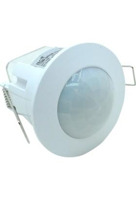 Ack 360° Tavan Hareket Sensörü (Sıva Altı)