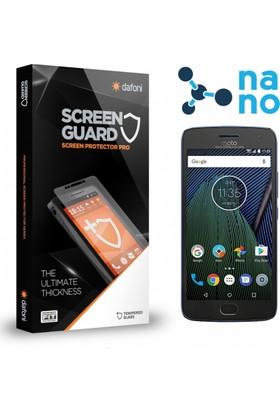 Dafoni Motorola Moto G5 Plus Nano Glass Premium Cam Ekran Koruyucu