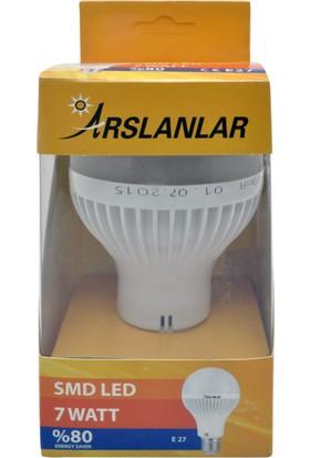 Ars 7W Eko Led Ampul (Beyaz Işık) E27