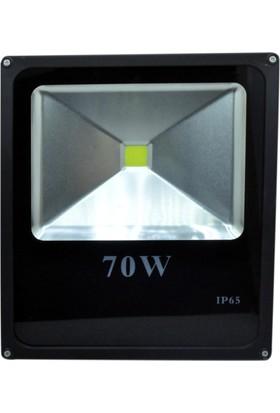 Ars 70W Cob Led Projektör (Beyaz Işık)