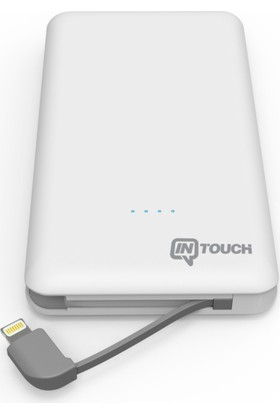 Intouch 10.000 Mah MFI Lightning Powerbank
