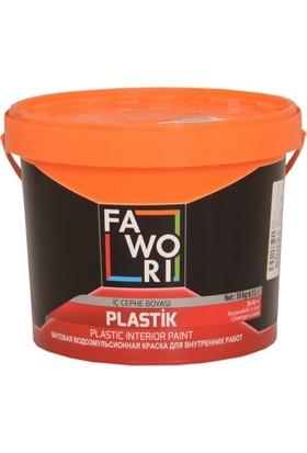 Fawori Plastik İç Cephe Boyası 10 Kg Zencefil
