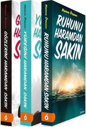 Merve Özcan Roman Seti (3 Kitap) - Merve Özcan