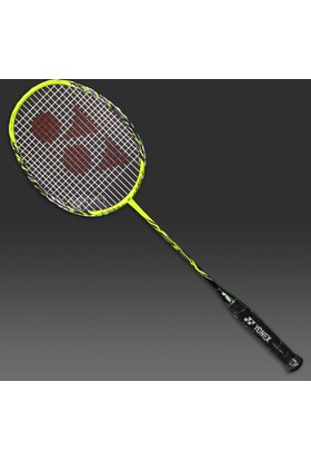 Yonex Nanoray Z Speed (3Ug5) Badminton Raketi Limon Sarı