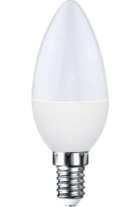 Global Lighting 5W E-14 Duylu Mum Led Ampul - Gün Işığı