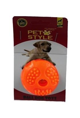 Pet Style Sert Top Turuncu 6 Cm