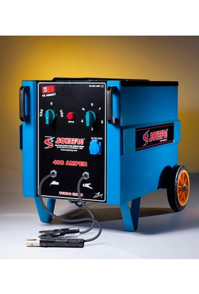 Soyberg 400 Amper Profesyonel Kaynak Makinası