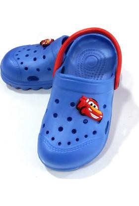 Hobi Store Arabalı Deniz Ayakkabısı Mavi