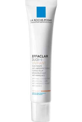 La Roche-Posay Effaclar Duo (+) 40 Ml - Unifiant Light