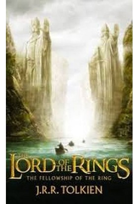 The Lord of the Rings 1 - The Fellowship of the Ring - J. R. R. Tolkien