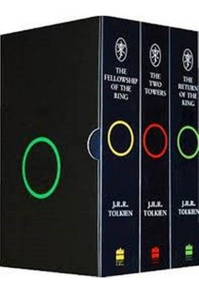The Lord of the Rings (3 Books)