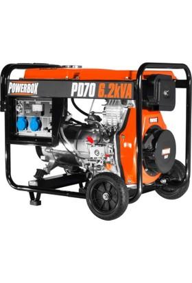 Powerbox Pd 70 Jeneratör