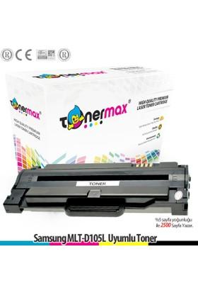 Toner Max® Samsung 105 / MLT-D105L / ML-1910 / ML-1915 / SCX-4623 / SCX-4600 / SF-650 Muadil Toner
