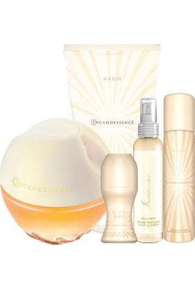 Avon Incandessence Beşli Kadın Parfüm Set