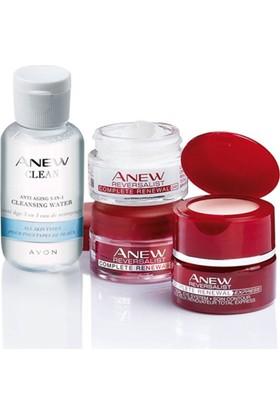 Avon Anew Reversalist Yenileyici Cilt Bakım Kiti