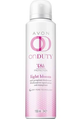 Avon Light Bloom Kadın Deodorant 150 Ml.