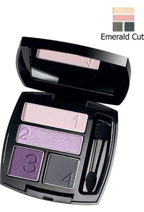 Avon Ultra Colour 4'lü Göz Farı Emerald Cut