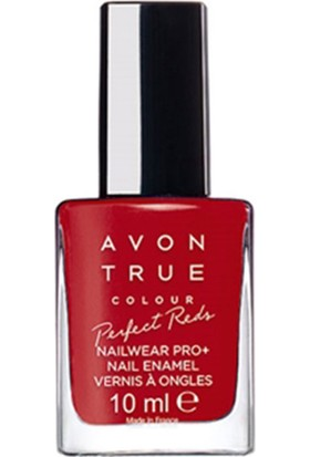 Avon True Colour Perfect Reds Oje Real Red
