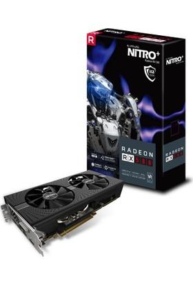 Sapphire Nitro+ Amd Radeon RX 580 8G OC 256 Bit GDDR5(DX12)PCI-E3.0 Ekran Kartı 11265-01-20G
