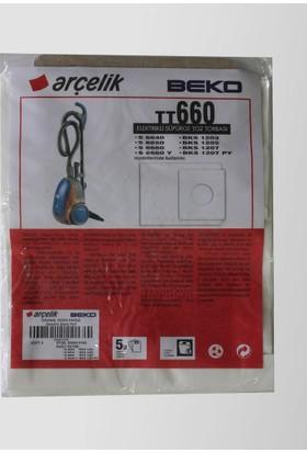 Arçelik Beko TT660 Elektrikli Süpürge Torbası