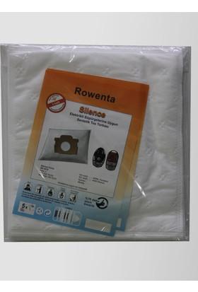 Rowenta Silence Elektrikli Süpürge Toz Torbası