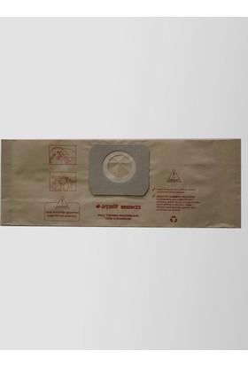 Arçelik Beko Halı Yıkama Makineleri Toz Torbası 10'lu paket