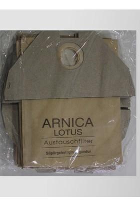 Arçelik Arnica Lotus Kağıt Süpürge Torbası