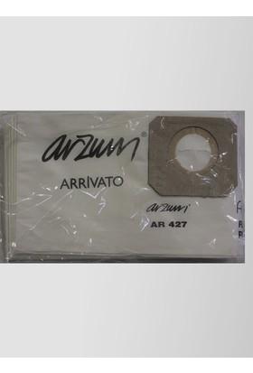 Arzum Arrivato AR 427 Kağıt Süpürge Torbası