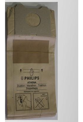 Philips Athena Kağıt Süpürge Torbası