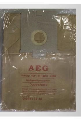 AEG Vampyr Kağıt Süpürge Torbası