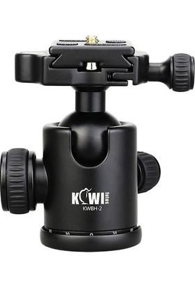 Kiwifotos BH-2 Ball Head