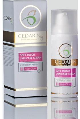 Cedarin Yağlı Cilt Bakım Kremisoft Touch Skın Care Cream (Oıly Skın) 50 Ml