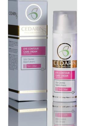 Cedarin Göz Çevresi Bakım Kremi Eye Contour Care Cream Wıth Perfelıne 18 Ml