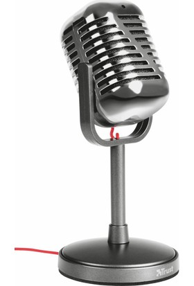 Trust 21670 Elvvi Vintage Mikrofon
