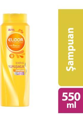 Elidor Şampuan Ipeksi Yumuşaklık 550 ml