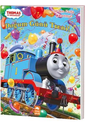Thomas Ve Arkadaşları :Doğum Günü Treni!