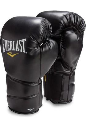Everlast 3110-Black 3110 Protex2 Traınıng Gloves Boks Eldiveni