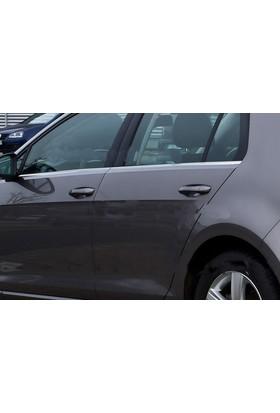 Volkswagen Golf 7 Krom Cam Çıtası