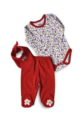 Baby Corner 3067 Unisex 3'lü Takım