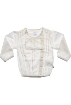 Aziz Bebe 19316 Kız Gömlek